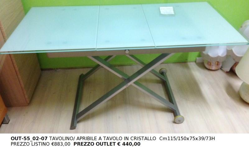 Tavoli - Velo Arredamenti - Rovereto (TN)